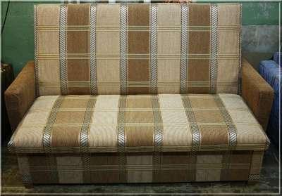 Диван-кровать Светло-коричневый 120 см