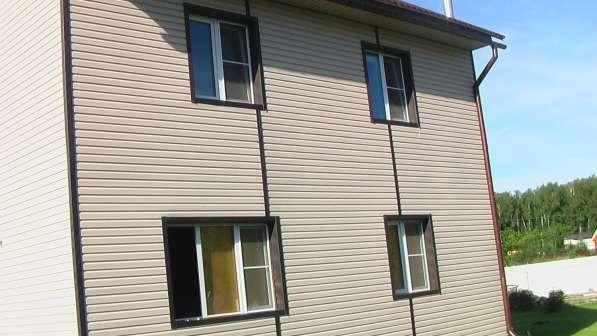 Продается дом 9*9 м, между п. Колонтаево и п. Кудиново
