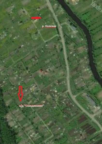 Участки ИЖС в 15-ти км от Выборга