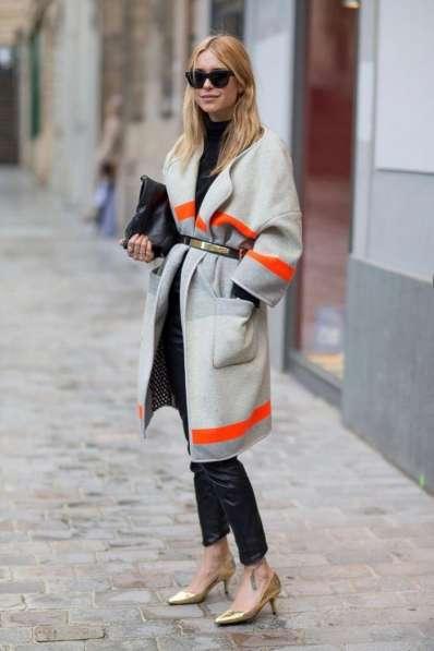 Изготовление стильных пальто, пончо из всех видов ткани в Новосибирске фото 8