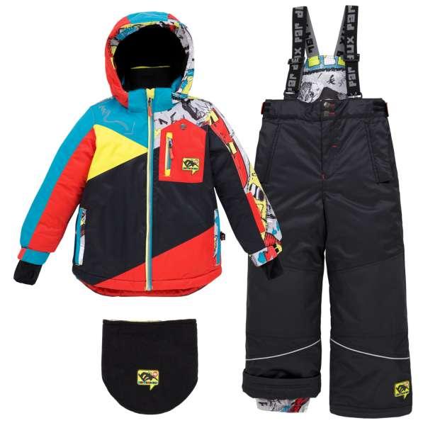 Deux par Deux Зимний костюм для мальчика L 314-999