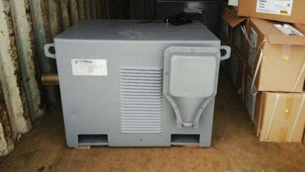 Продаём электродвигатели А355L-4 250 кВт; 1500 об/мин; 6000 В