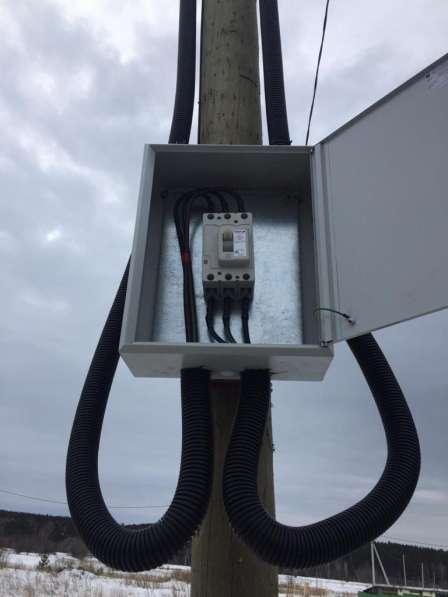 Монтаж и Обслуживание Электрических Систем в Екатеринбурге фото 4