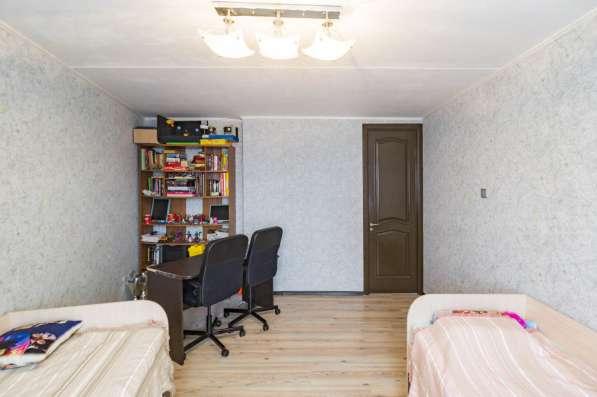 Светлая уютная квартира. Удачная планировка в Екатеринбурге фото 12