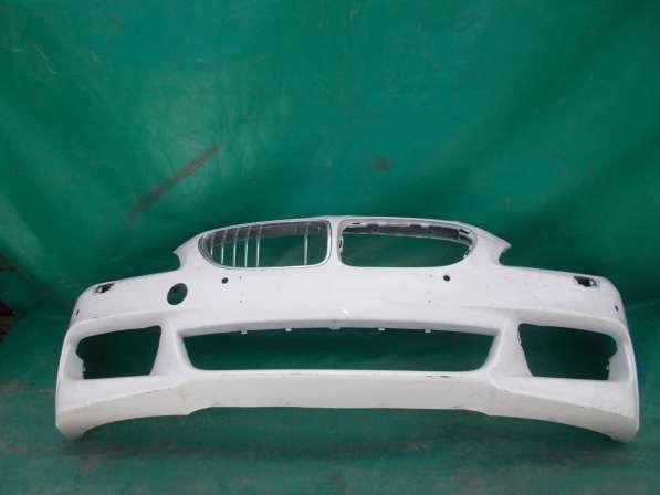 BMW F10 Передний бампер Оригинал б/у