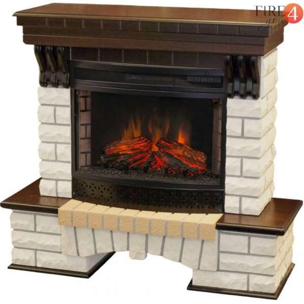 Камин электрический Country FS25 + Firespace 25 IR S