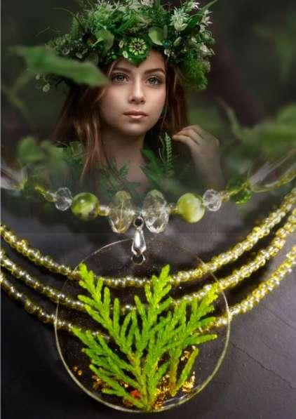 Украшения ручной работы с натуральными камнями в Ижевске фото 16