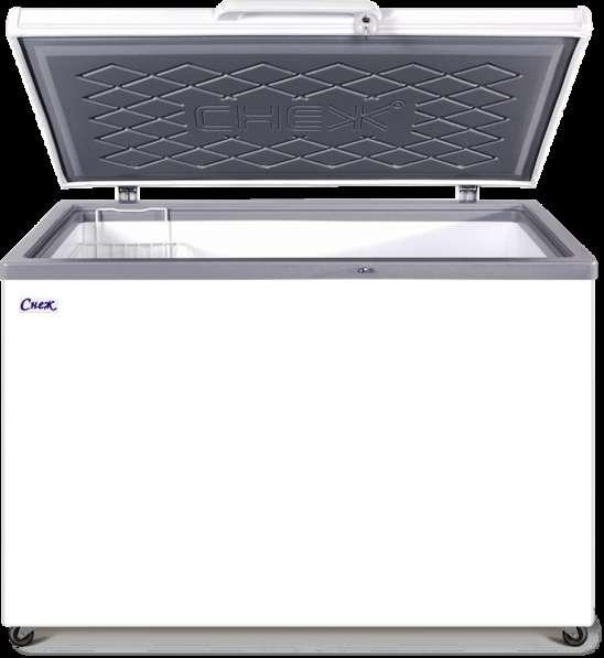 Морозильный ларь СНЕЖ МЛК-250 V -236 литров