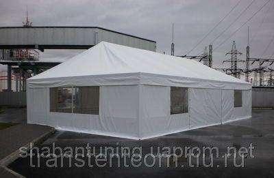 Торговые тентовые палатки и конструкции