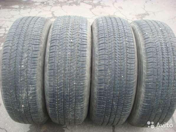 Bridgestone Dueler H/T 684 II 265/65R17 112S
