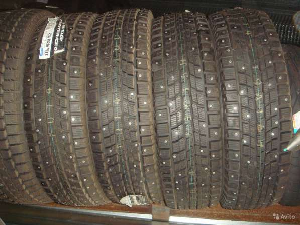 Новые шипы Dunlop 185/65 R15 Winter ICE01