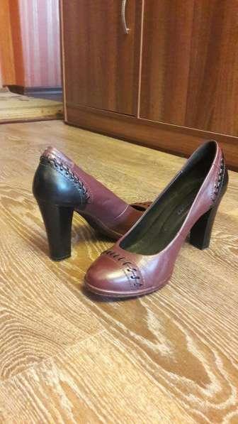 Туфли из натуральной кожи в Омске фото 6