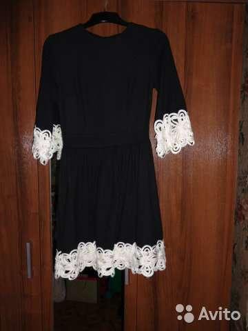 Стильное платье сезона осень-зима Фирма KOSMIKA (Турция)
