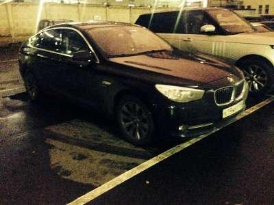 автомобиль BMW 530D XDrive
