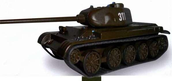 Боевые машины мира №18 Т-44