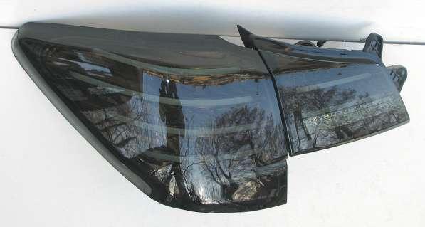 Тюнинг фонари задняя оптика Subaru Outback 2010+