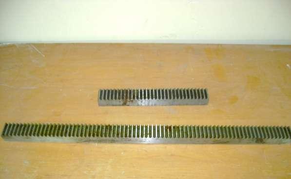 Рейки зубчатые к станкам 1К62, 1М63, 16К20
