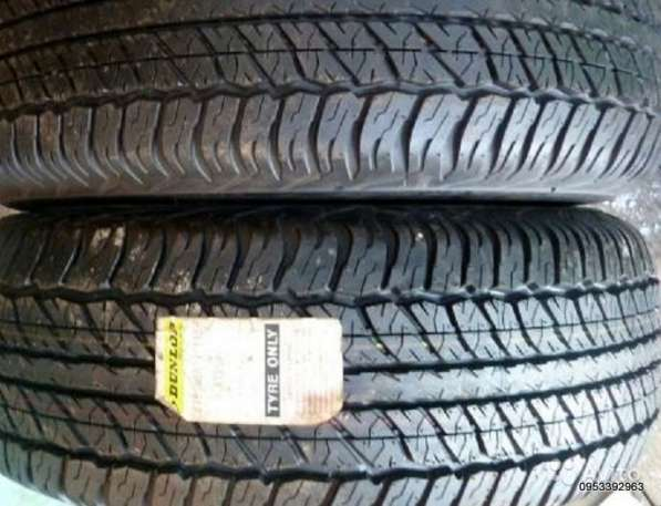 Новые Dunlop 265 60 R18 Grandtrek AT20