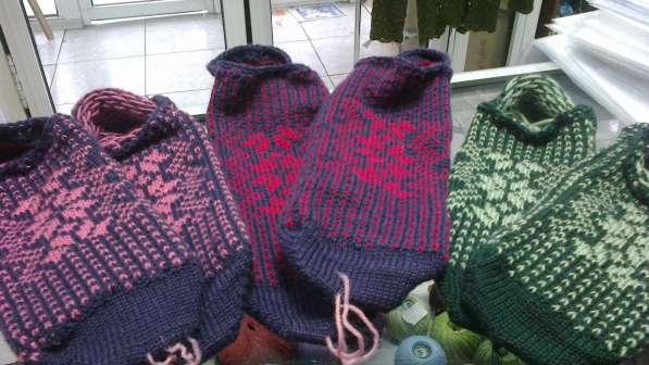 Одежда для дома:носки и тапочки