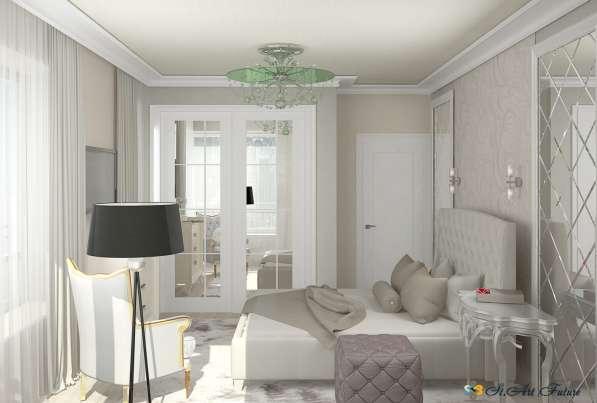Дизайн интерьера комнаты, квартиры, дома. Уникальный стиль в Краснодаре