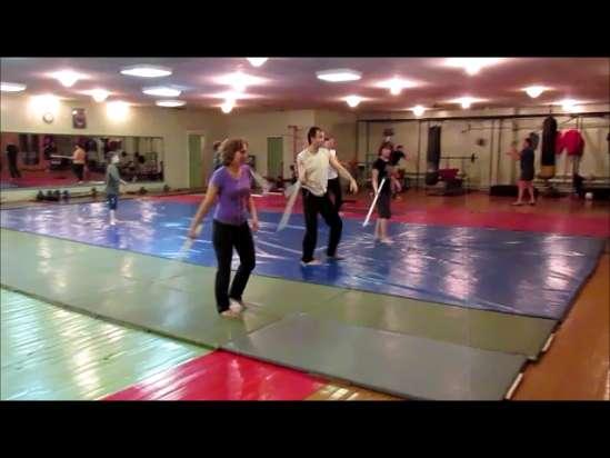 Боевая оздоровительная гимнастика для всей семьи