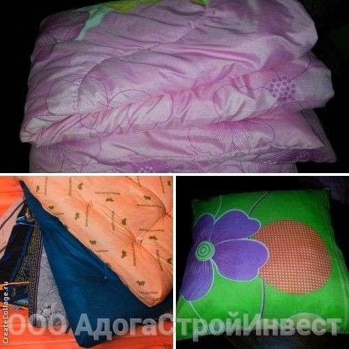 Матрасы, подушки, одеяла и постельное белье эконом-класса