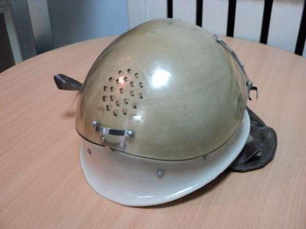 Пожарная каска КЗ-94. Сделано в СССР