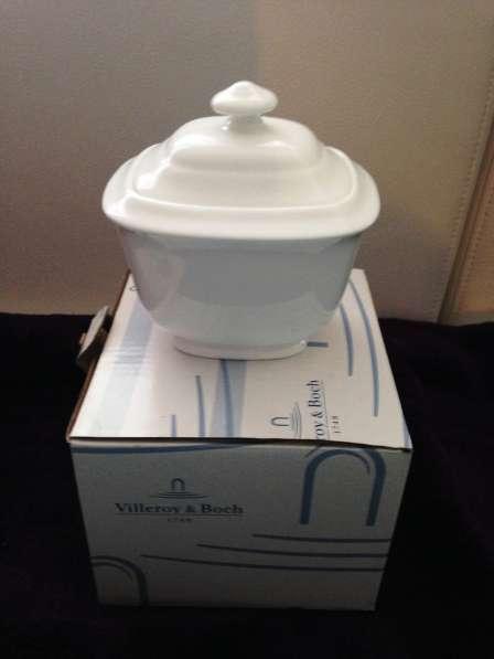Продам новые в упаковке сахарницы Villeroy & Boch 'Royal'