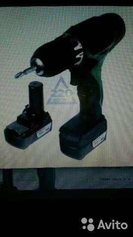 Зарядное устройство и аккумулятор для Hitachi DS10