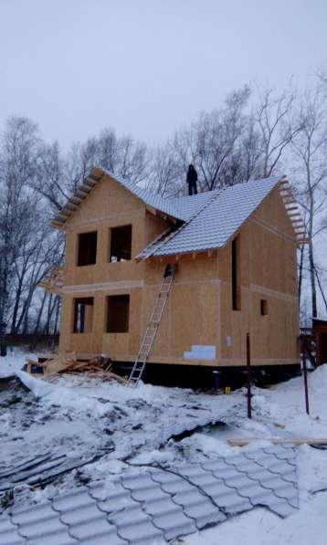 СТРОИТЕЛЬСТВО, РЕКОНСТРУКЦИЯ, РЕМОНТ частных домов, дач в Новосибирске