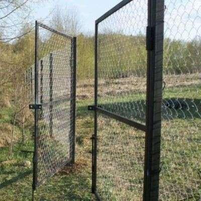 Продам ворота и калитки в Чехове