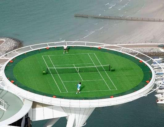 Теннисный корт по доступной цене и в минимальные сроки в Екатеринбурге фото 8