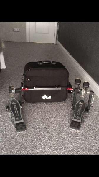 Кардан (двойная педаль) DW800