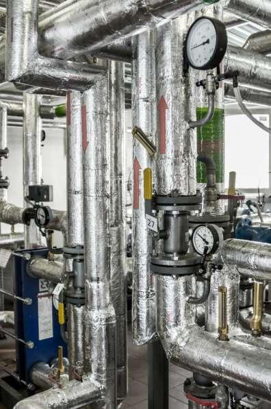 Монтаж инженерных систем в Москве фото 3