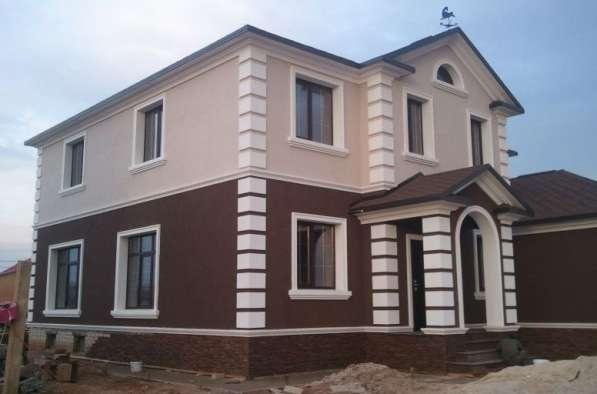 Фасадный декор для домов и дач в Раменское фото 6