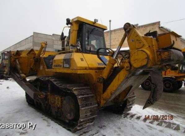 Продается Бульдозер Komatsu D155A-5 2006г. 21500 м/час ХТС