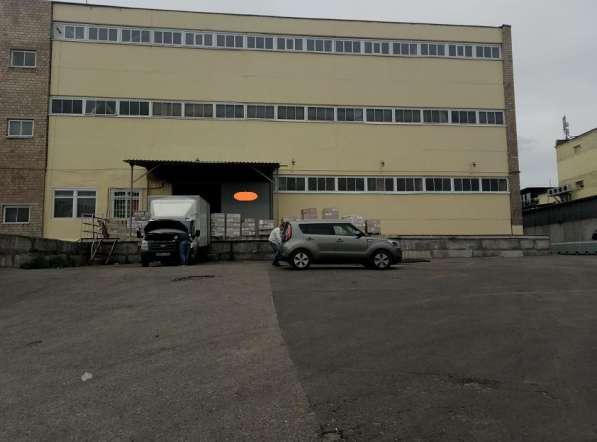 Аренда склада 6000 кв. м/год