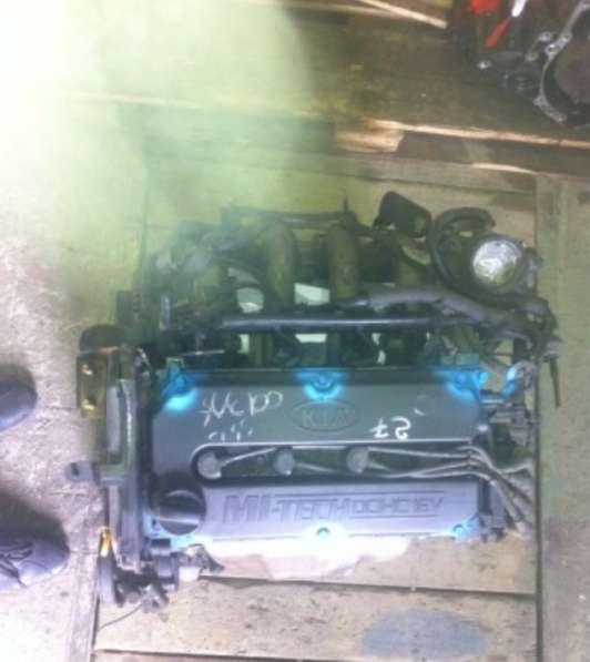 Новый двигатель для киа S6D