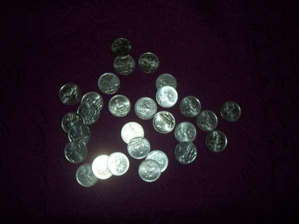 Монеты россии по 1 копейке 2002 и 2007 гг
