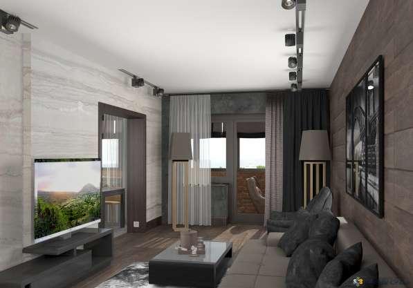 Дизайн интерьера комнаты, квартиры, дома. Уникальный стиль в Краснодаре фото 11
