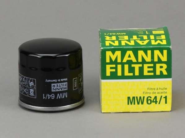 Фильтр масляный MANN (moto) HONDA 300-1800 куб