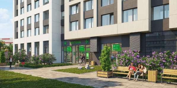 Отличная 2 кв.-комфотр, в новом доме ул. Восточная 31, ЖК в Екатеринбурге фото 4