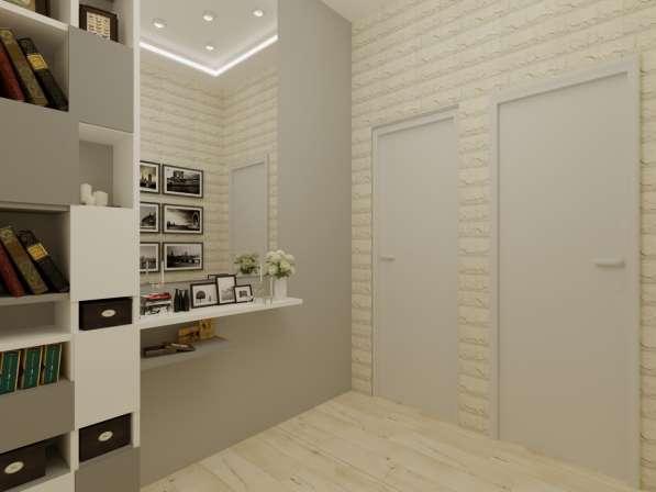 Дизайн- проект в обмен на вашу услугу/товар в Москве фото 7