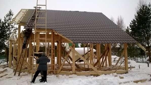 Строительство загородных домов по низким ценам ценам
