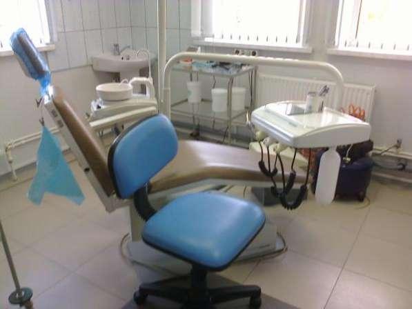 Стоматологическая установка DEBI