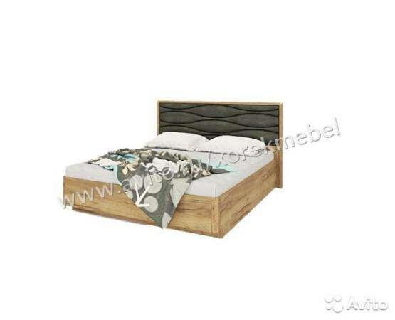 """Кровать с ящиком для белья 160х200 """"Мари 234"""""""