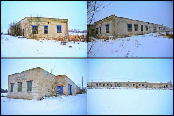 Продам завод по переработке молока,пл.782м2, аг.Старый Сверж