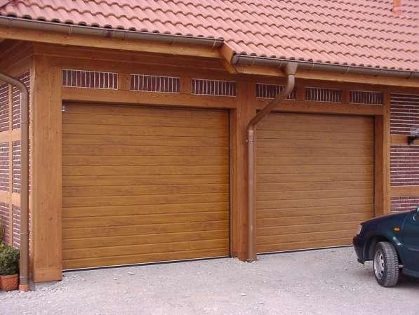 Гаражные автоматические ворота в проем 3200*2500 DoorHan