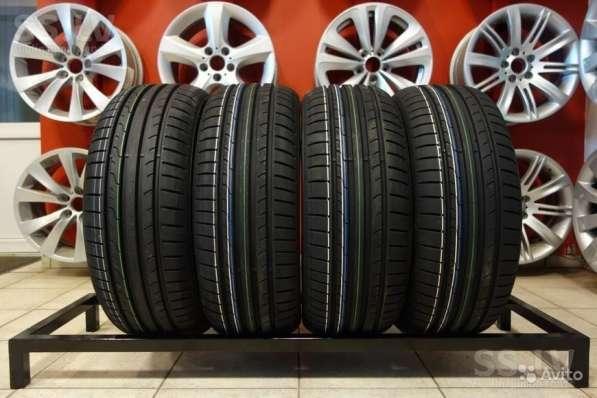 Новые немецкие Dunlop 195 50 R15 BluResponse