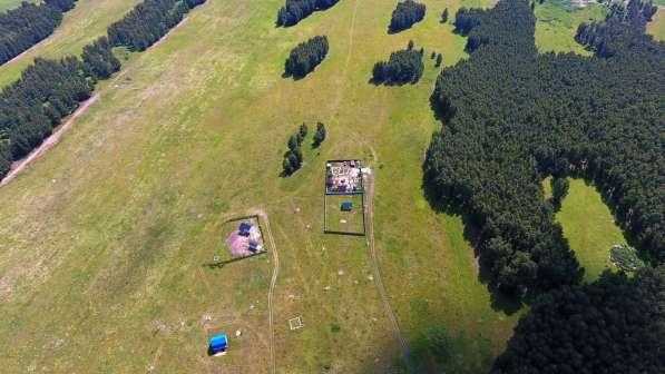 УЧАСТКИ в 350 метрах от ОЗЕРА АРГАЗИ в Челябинске фото 6